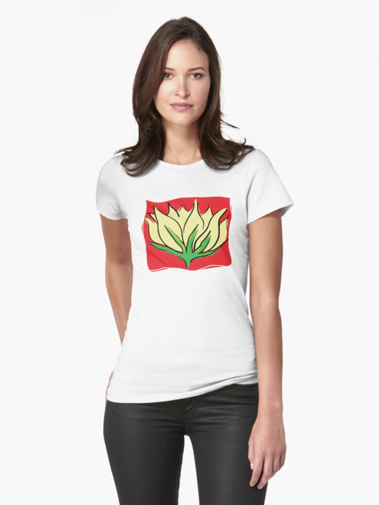 Yoga Lotus Blossom by T-ShirtsGifts