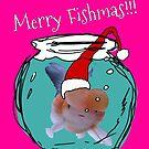 Merry Fishmas!!! by David Bath