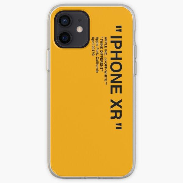 caso Funda blanda para iPhone