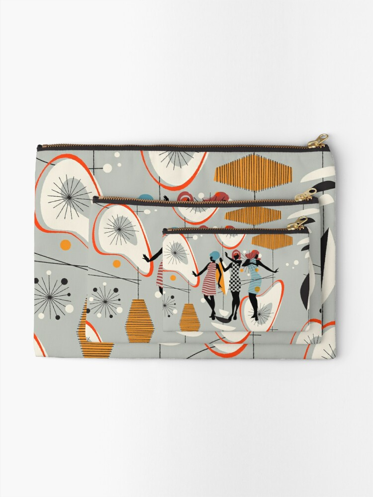 Alternate view of Shindig! Zipper Pouch