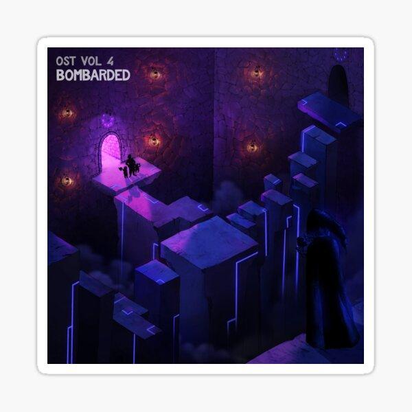bomBARDed OST Vol. 4 Album Cover Sticker