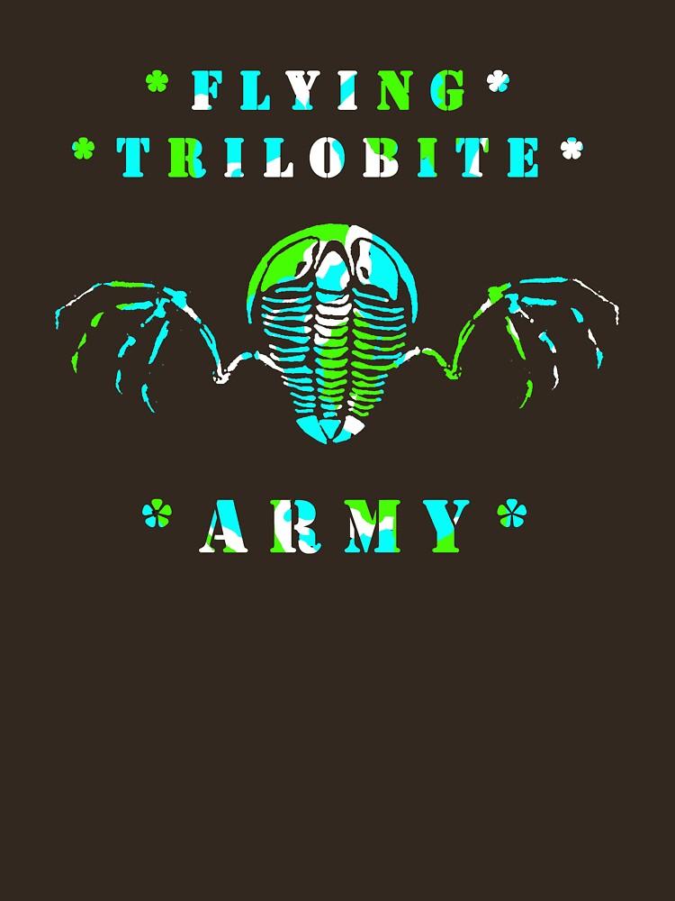 Flying Trilobite Army by flyingtrilobite