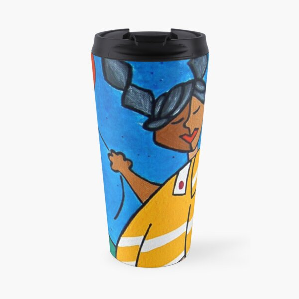 Up In The Air Travel Mug