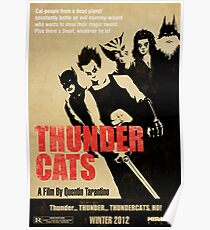 Quentin Tarantino directs Thunder Cats Poster