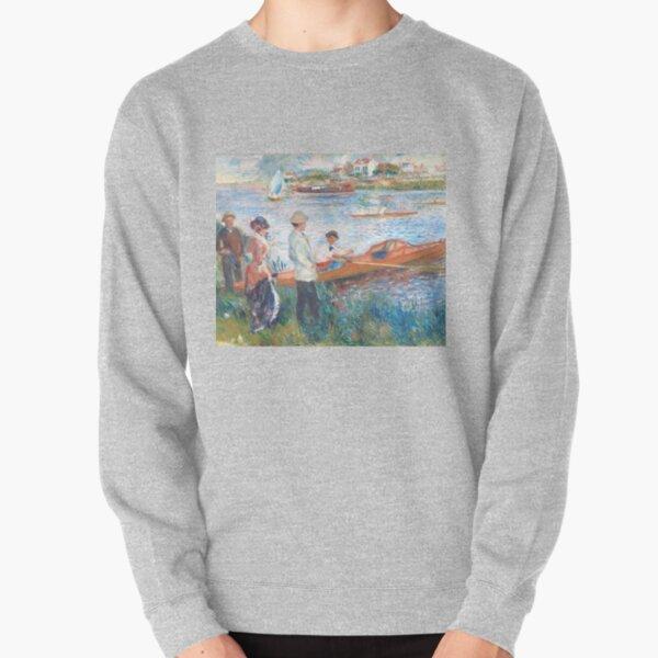 1841 - 1919). Oil on canvas (1879). Pullover Sweatshirt