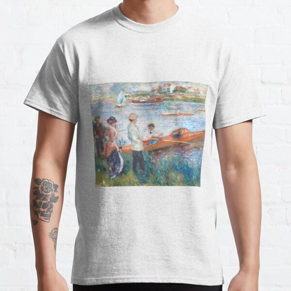 1841 - 1919). Oil on canvas (1879). Classic T-Shirt