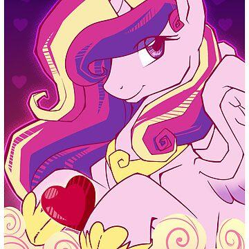 The Lovely Princess by Anuvia