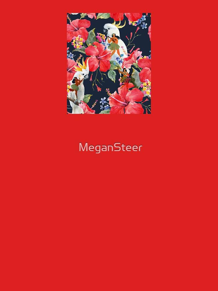 The Hula Dancers by MeganSteer