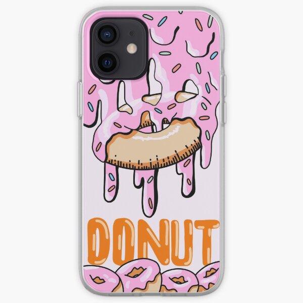 Coque de téléphone Charli Damelio Donut Coque souple iPhone
