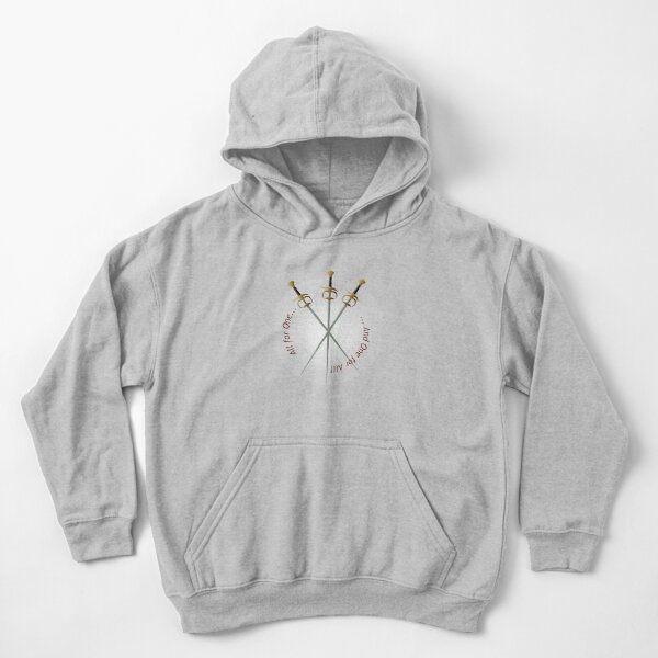 I Love Heart Forest of Dean Black Kids Sweatshirt