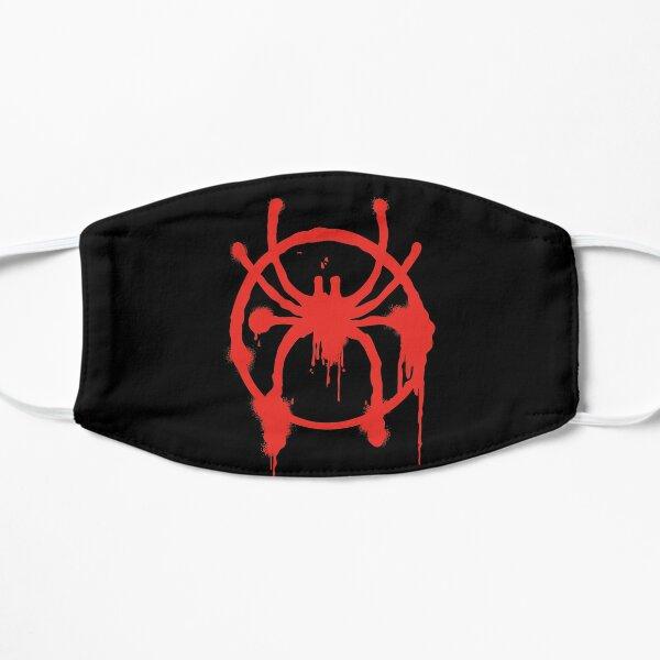 Miles Morales Spider Logo Mask