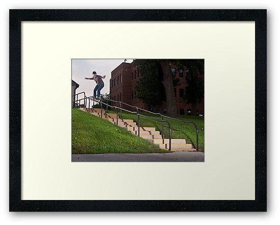 Josh Harmony 50-50, photo by Joe Hammeke by Reggie Destin Photo Benefit Page