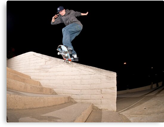 Josh Kalis SW Back Tail, AZ, Photo by Joe Hammeke by Reggie Destin Photo Benefit Page
