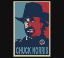 The Almighty Chuck Norris!