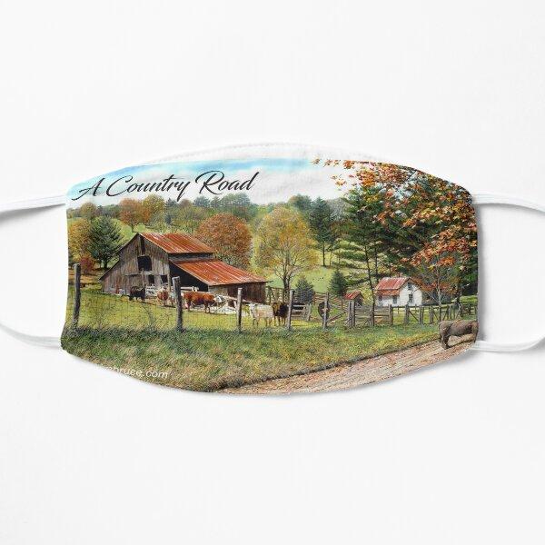 A Country Road Mug Mask