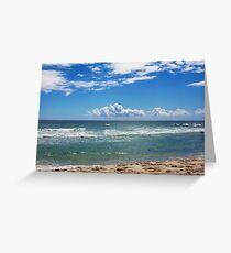Leighton Long Cloud - 07 10 12 Greeting Card
