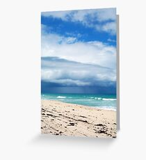 Storm Cloud - 07 10 12 Greeting Card
