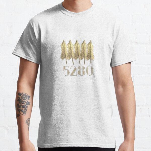 5280 Trees Classic T-Shirt