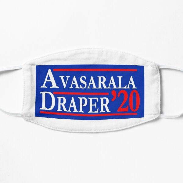 Avasarala Draper Earth Mars 2020 Elections Mask