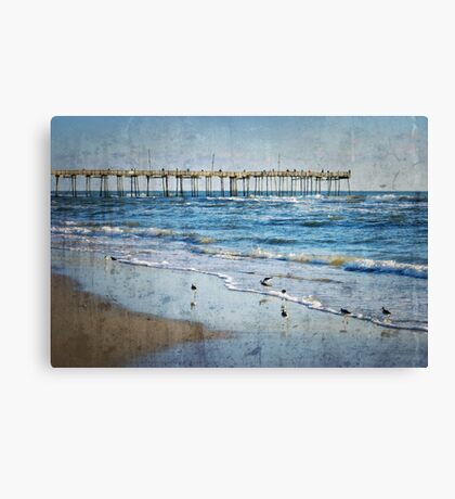 An Ordinary Afternoon Canvas Print