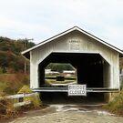 Bridge Closed by Deborah  Benoit