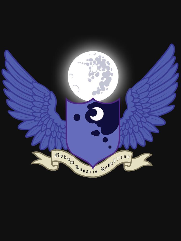 The New Lunar Republic | Unisex T-Shirt
