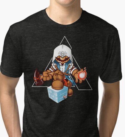 Plumber's Creed Tri-blend T-Shirt