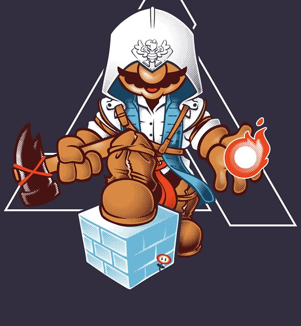 Plumber's Creed by Nathan Davis