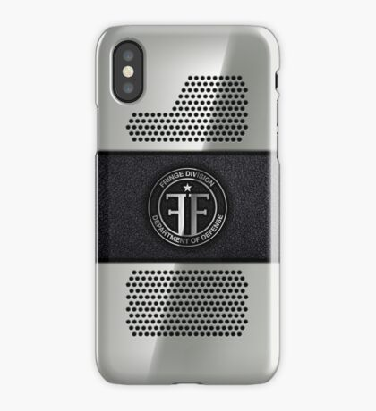 Fringe Division iPhone Case