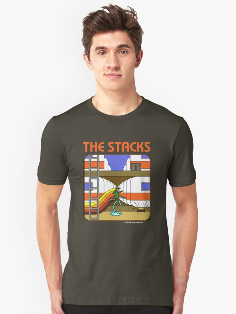 The Stacks by dopefish