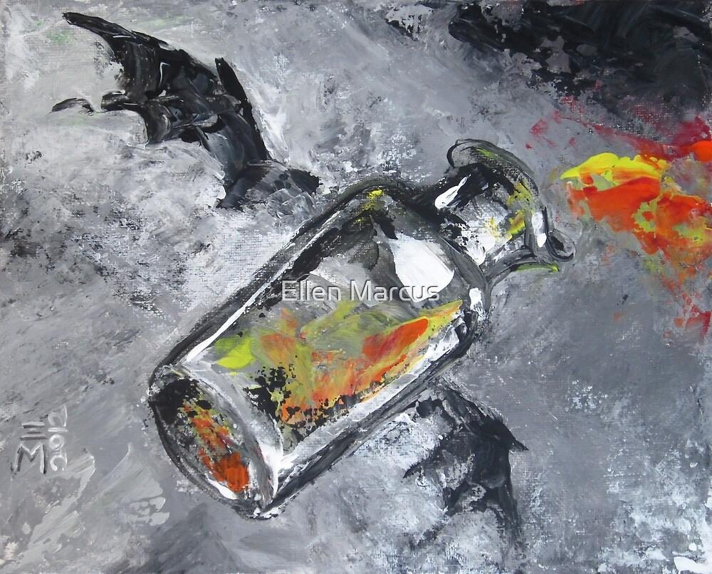 Fire Breathing Jar by Ellen Marcus
