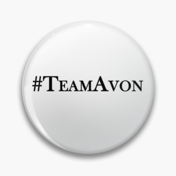 #TeamAvon Pin