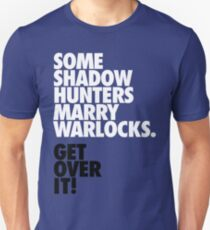 Shadowhunters + Warlocks T-Shirt