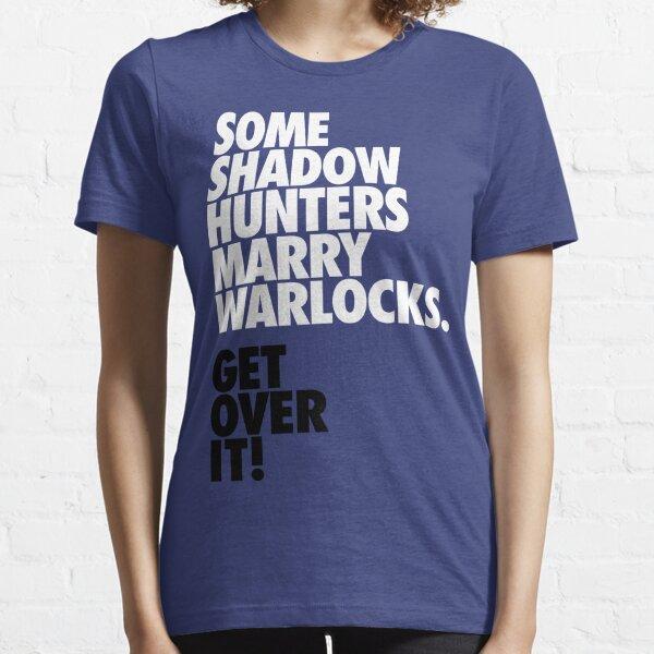 Shadowhunters + Warlocks Essential T-Shirt