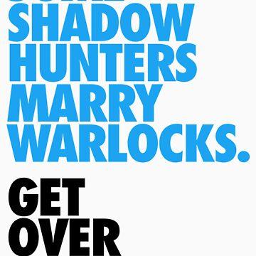 Shadowhunters + Warlocks 2 by nikkocarlo