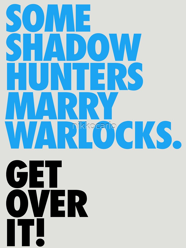 Shadowhunters + Warlocks 2 | Unisex T-Shirt