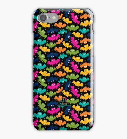 Bewildered Bats iPhone Case/Skin