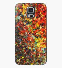Funda/vinilo para Samsung Galaxy FIN DEL ARCO IRIS - Bold Multicolor Abstracto BC Colorido Naturaleza Inspirado Salida del sol Puesta de sol Océano Playa Tema