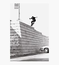 JUB-mega drop in Chicago by Andrew Hutchison Photographic Print