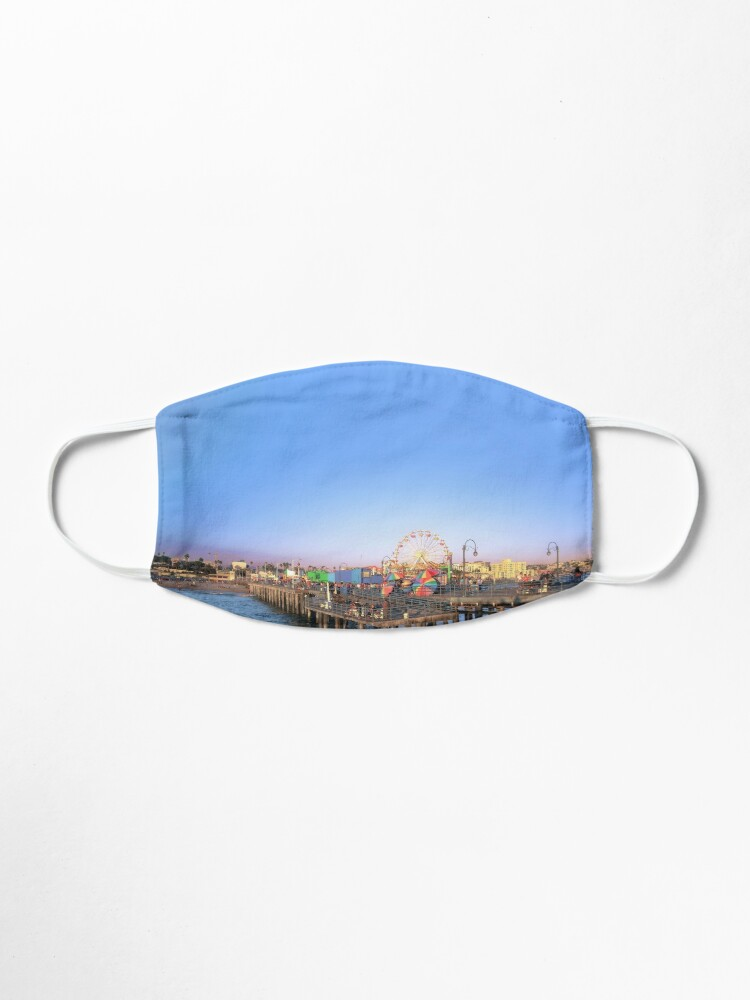Alternate view of Santa Monica Pier Mask