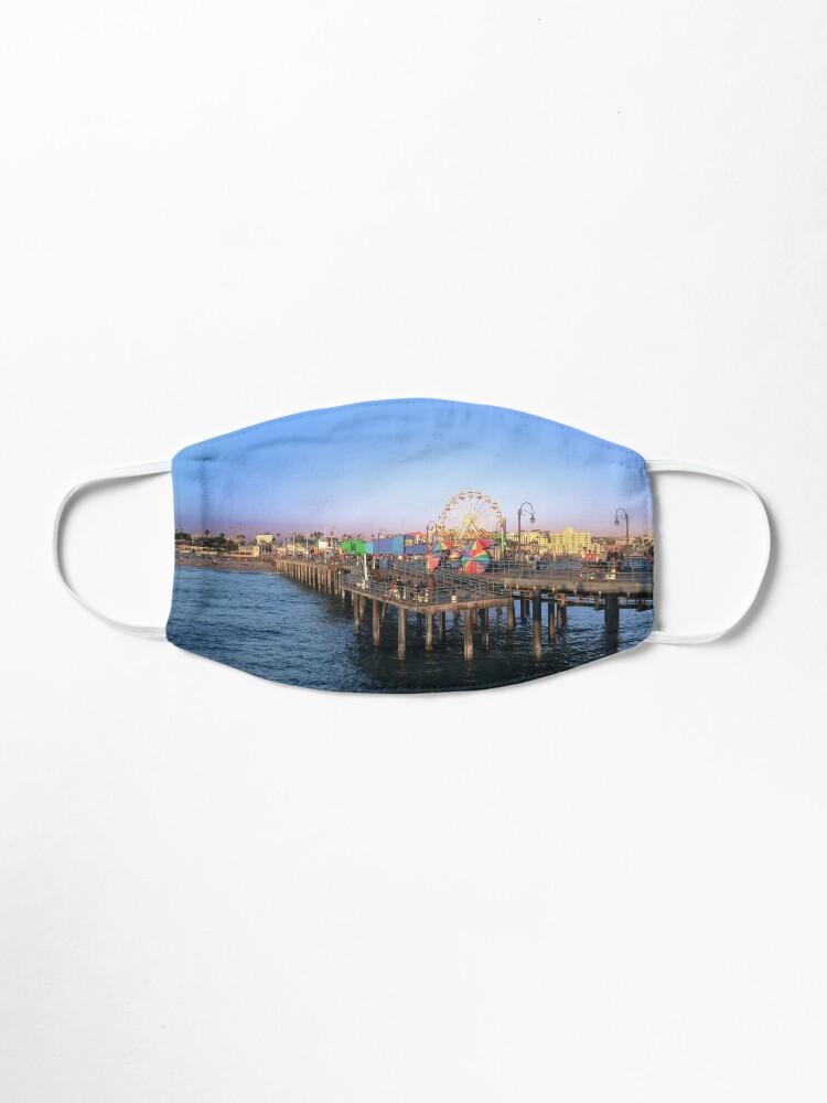 Alternate view of Santa Monica Pier Mask