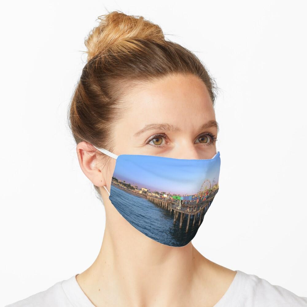 Santa Monica Pier Mask