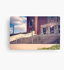 Dan Lutheran - 50-50 - Kansas City - Photo Aaron Smith Metal Print