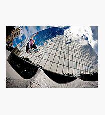 John Fitzgerald - Ollie - Los Angeles - Photo Aaron Smith Photographic Print