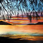 Sunset  by Linda Callaghan