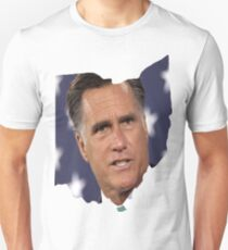 Ohio is for Romney, T-Shirt