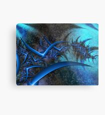 Out of Hell Metal Print