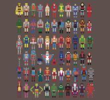 8-bit Masters | Unisex T-Shirt