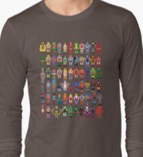 8-bit Masters Long Sleeve T-Shirt
