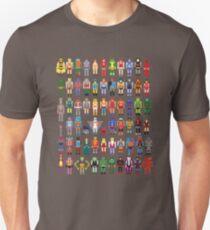 8-bit Masters Slim Fit T-Shirt